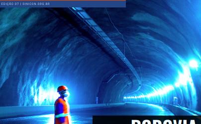 Sindicato Nacional da Indústria da Construção Pesada lança sétima edição do SINICON em Revista